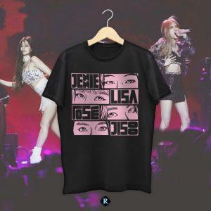 Baju Kaos Blackpink gambar